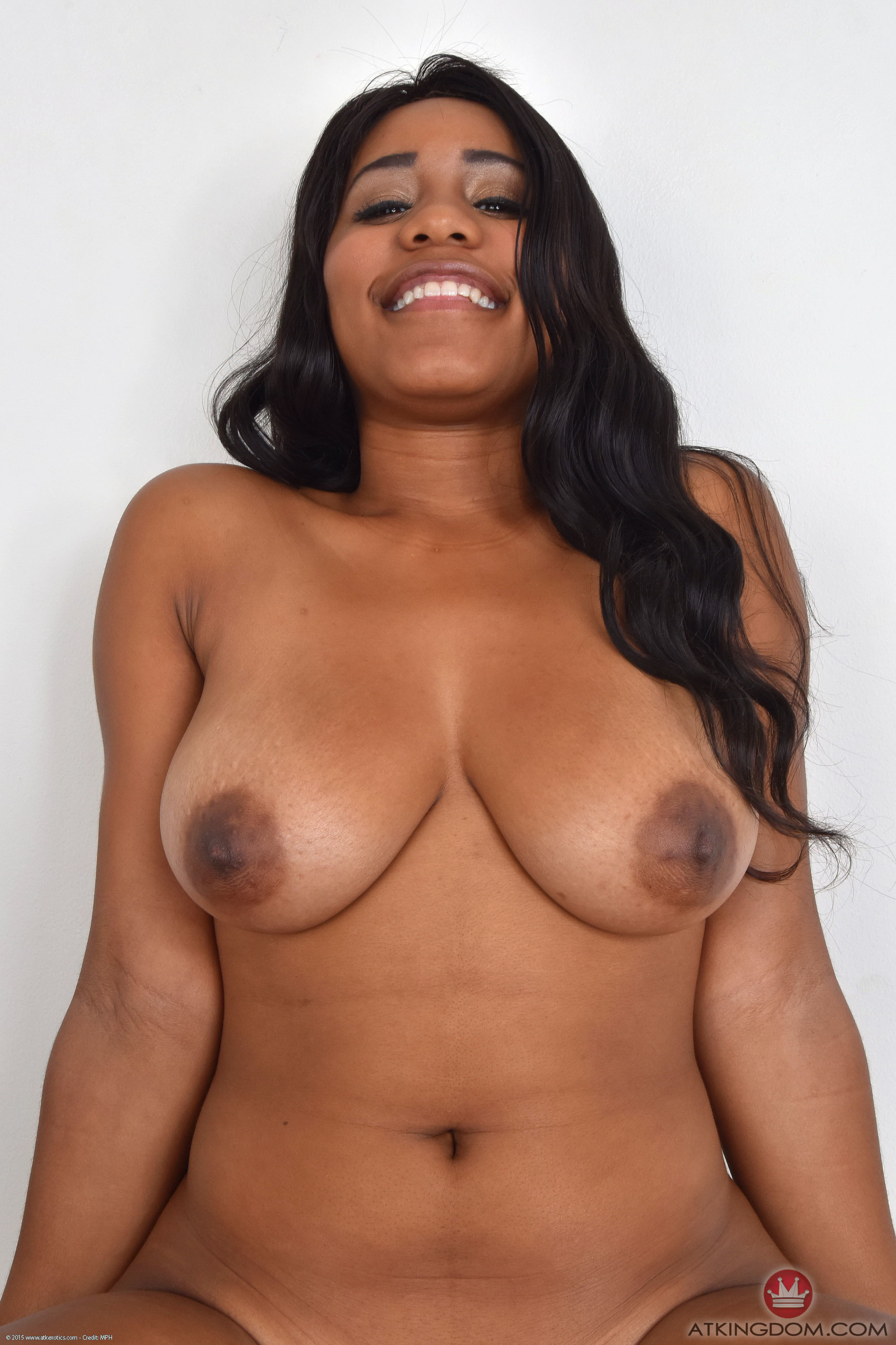 Big tits in charge